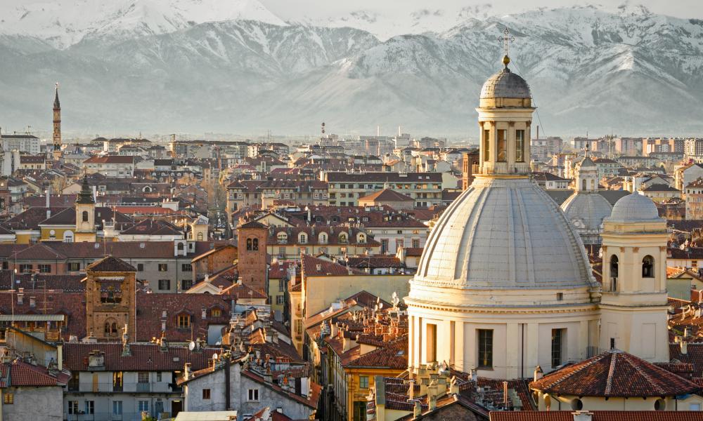 Turin Voiture Centre Ville