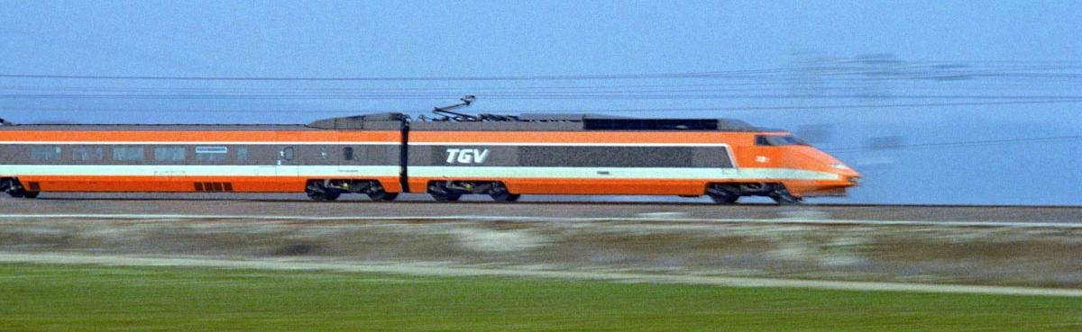 40 ans TGV