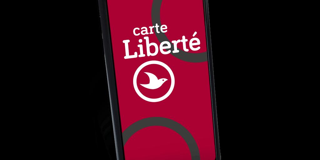 La Carte Liberte Le Sesame De La Grande Vitesse Sncf