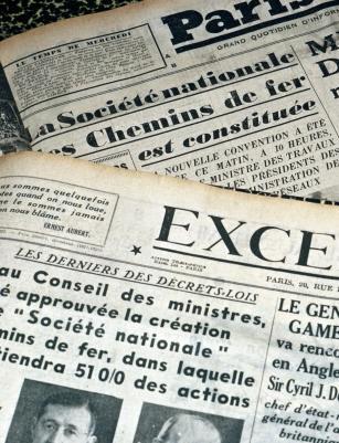 Consultez Les Archives De SNCF