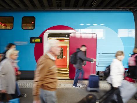 Vos Bagages A Bord De Nos Trains Sncf